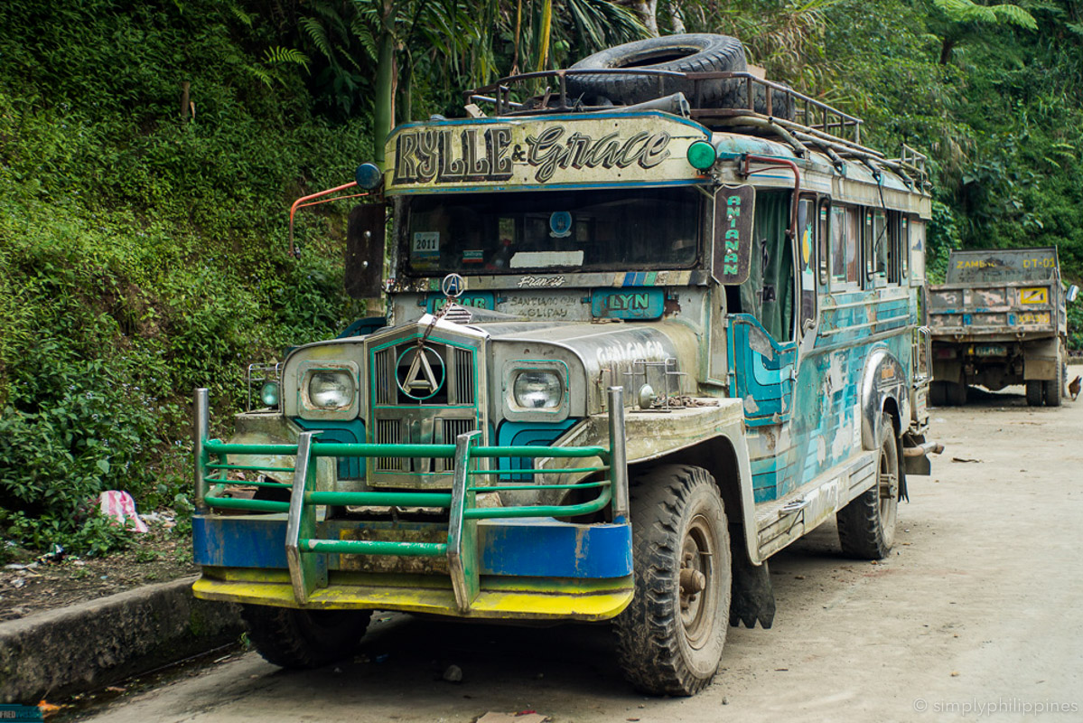 transport to hapao banaue