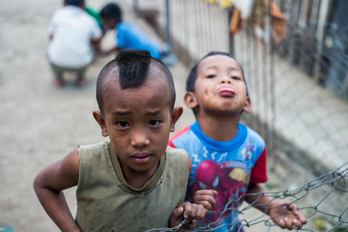 Ifugao children