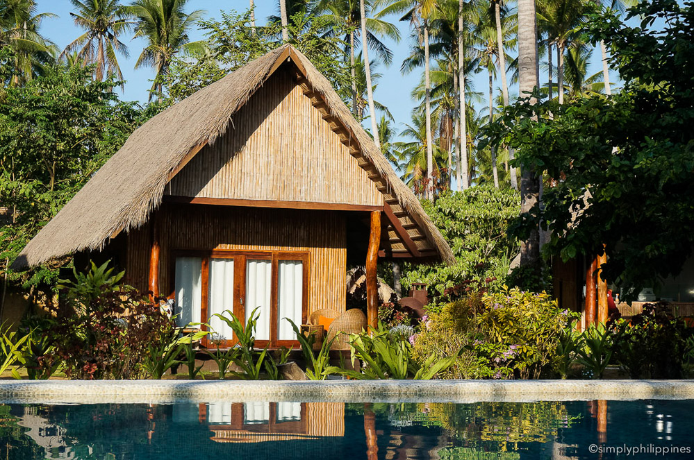 7 outstanding places to stay in palawan simply philippines for Eco friendly house designs in the philippines